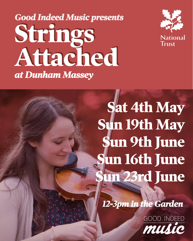 Strings Attached at Dunham Massey